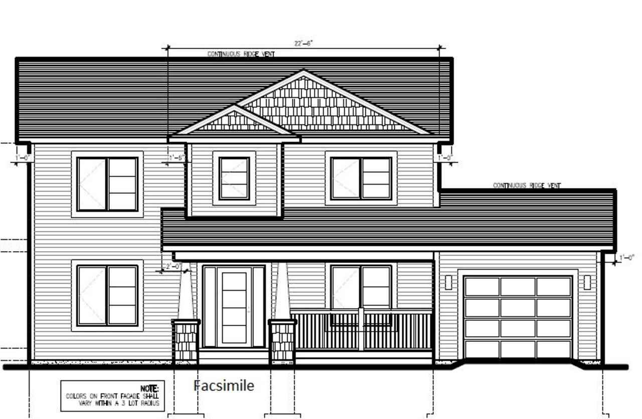Lot 677 511 Gaspereau Run, Middle Sackville (MLS 201926219)