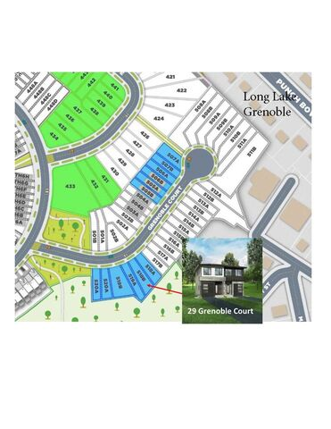 Lot 506A 56 Grenoble Court