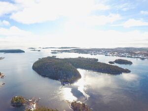 Lot 1 Privateer Island, West Dover