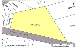 Lot Lawrencetown Road, Lawrencetown (MLS 201908751)