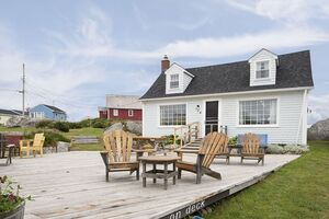 128, 124 & 126 Peggy's Point Road, Peggys Cove (MLS 201927619)