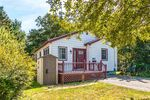 6100 sq. ft. lot, private backyard - it's sweet.  The home upstairs is renovated and downstairs with it's own outside entrance is begging to be rethought by new owners.